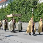 Fronleichnamsumzug Krenglbach 2015