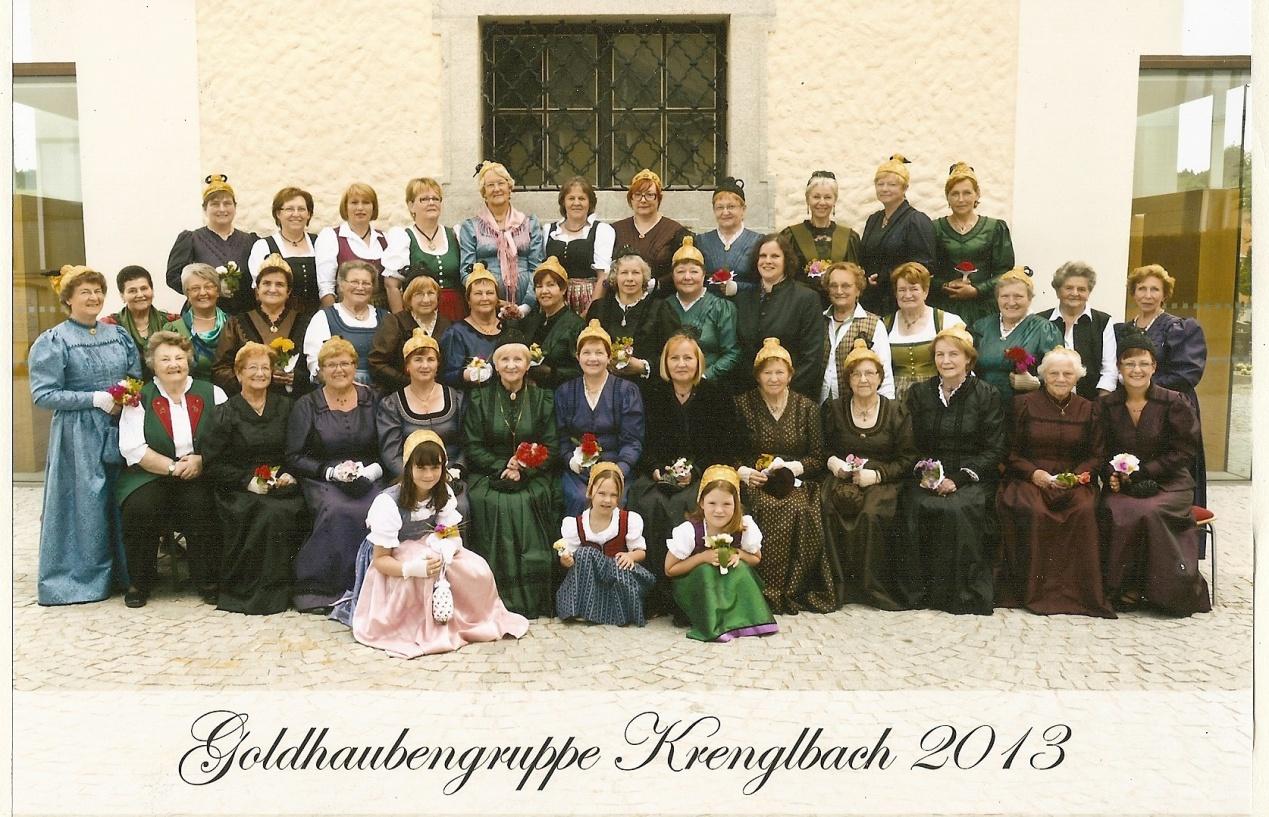 Goldhaubengruppe Krenglbach