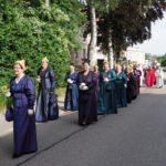 Krenglbacher Goldhaubenfrauen beim Fest der Jubelpaare