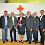 Auszeichnung für Goldhaubenfrau Christa Huemer