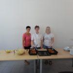 Krenglbacher Goldhaubenfrauen unterstützen Young Winds